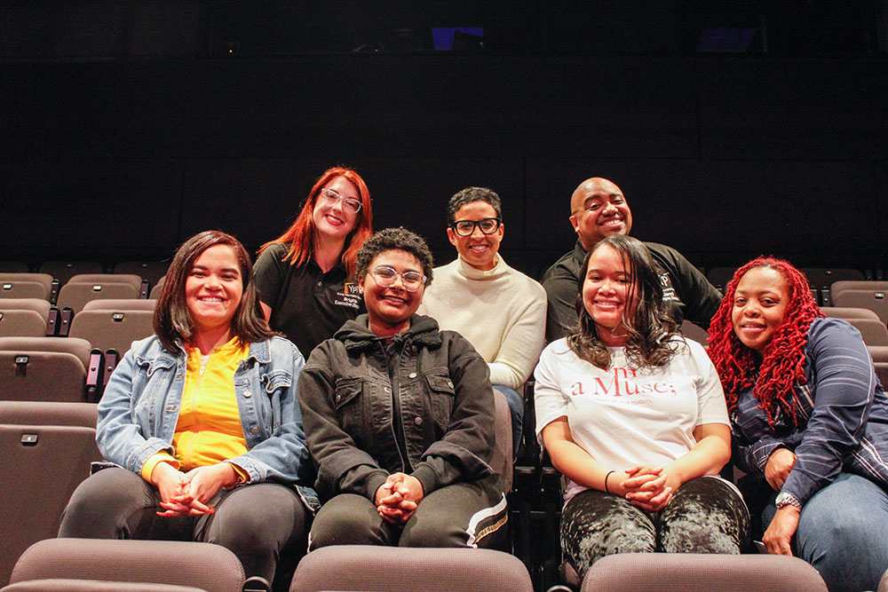Drama in the black box: Young Playwrights Theater is spreading the power of storytelling